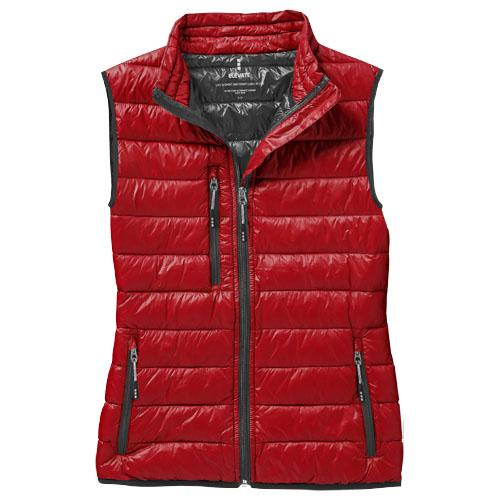 Fairview dámská lehká červená péřová vesta