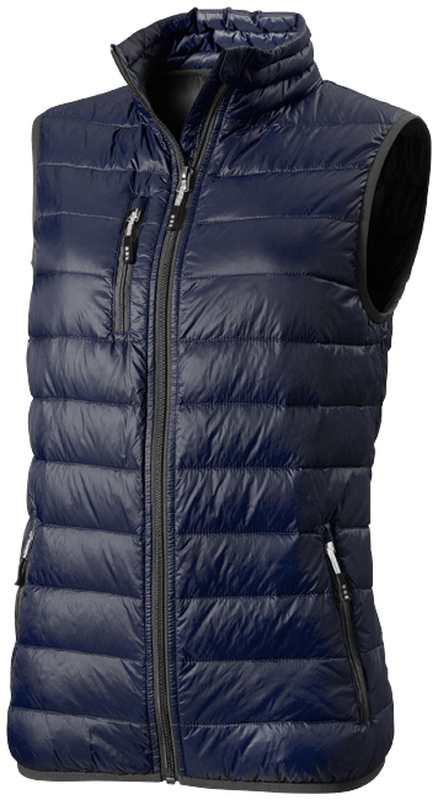 Fairview dámská lehká tmavě modrá péřová vesta