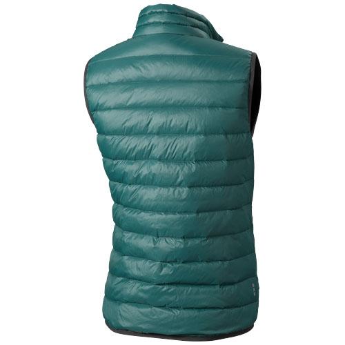 Fairview dámská lehká tmavě zelená péřová vesta