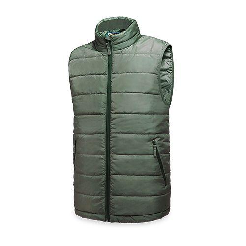 Ultralehká vesta zelená