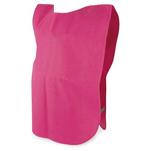 Netkaná vesta růžová