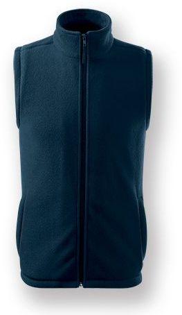 NEXT unisex fleecová vesta, 280 g/m2, ADLER, tmavě modrá