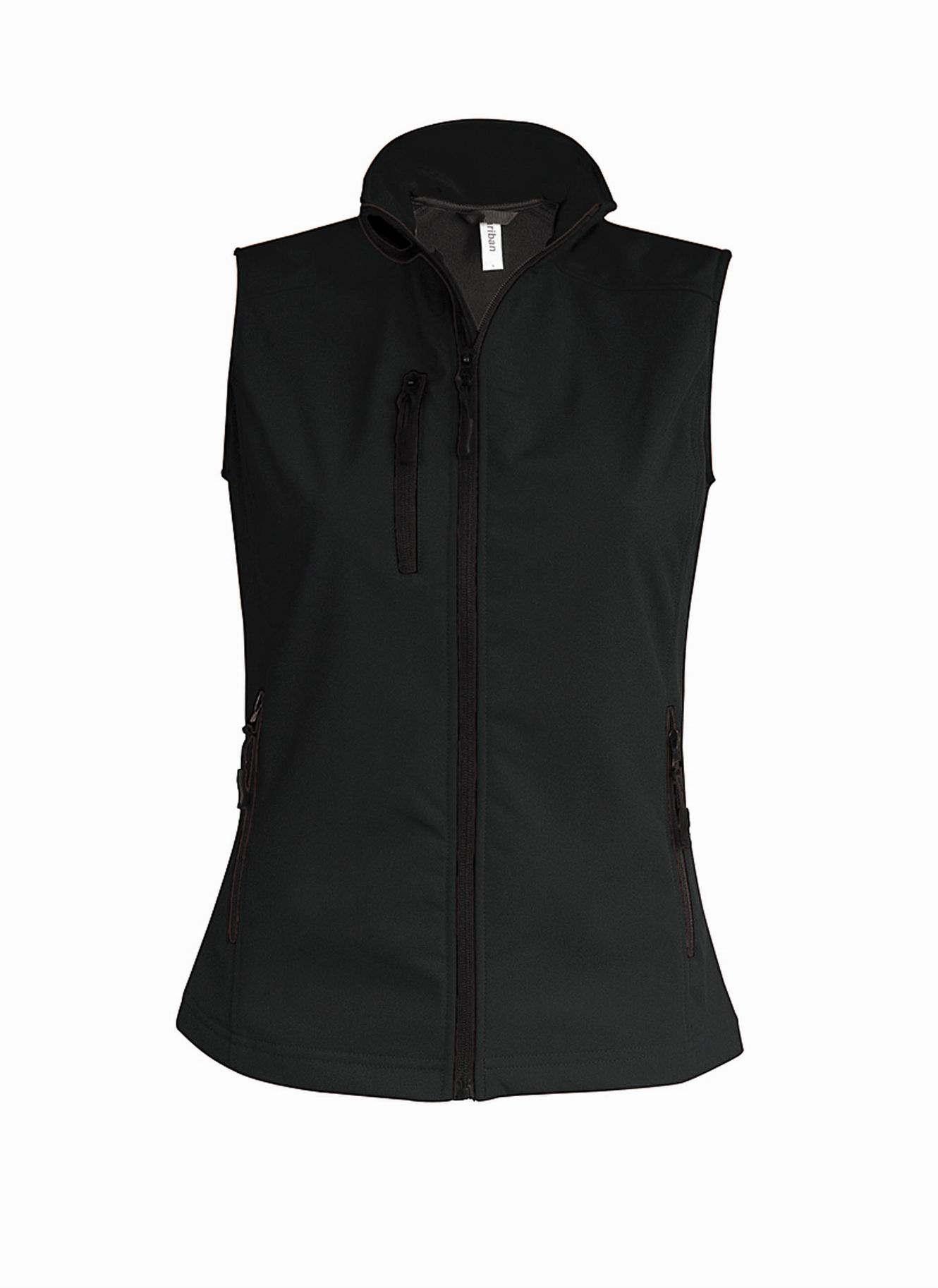 Dámská softshellová vesta