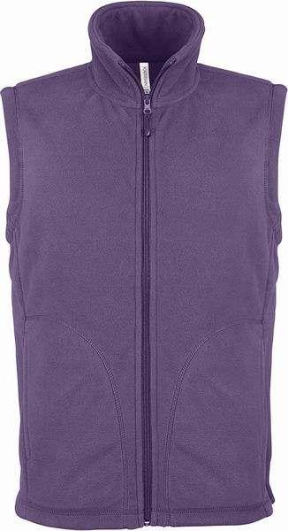 Pánská fleecová vesta LUCA