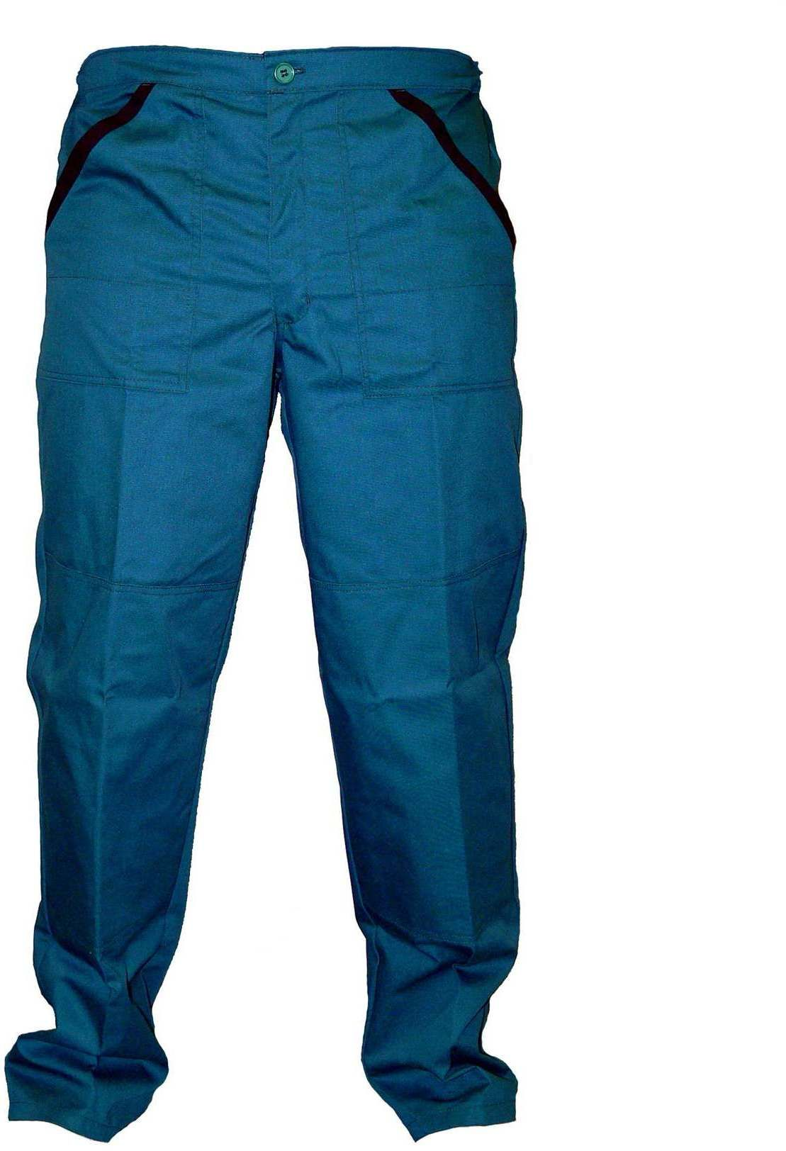 Montérkové kalhoty do pasu