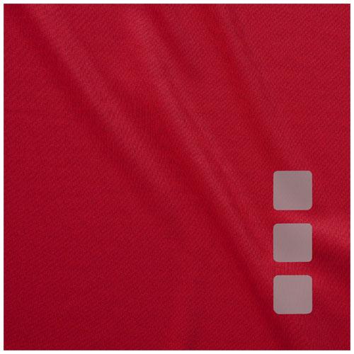 Niagara CoolFit dětské triko červené