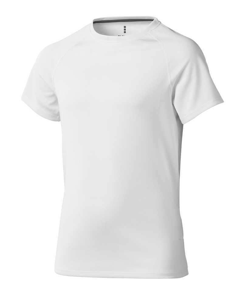 Niagara CoolFit dětské triko bílé