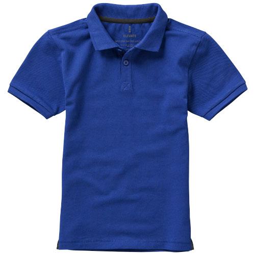 Calgary dětská polokošile modrá