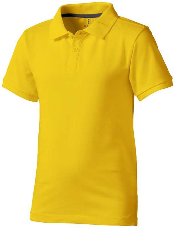 Calgary dětská polokošile žlutá