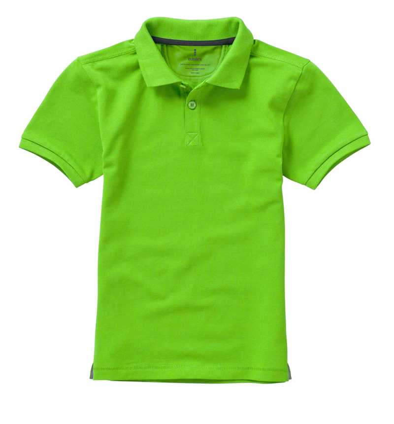 Calgary dětská polokošile zelená