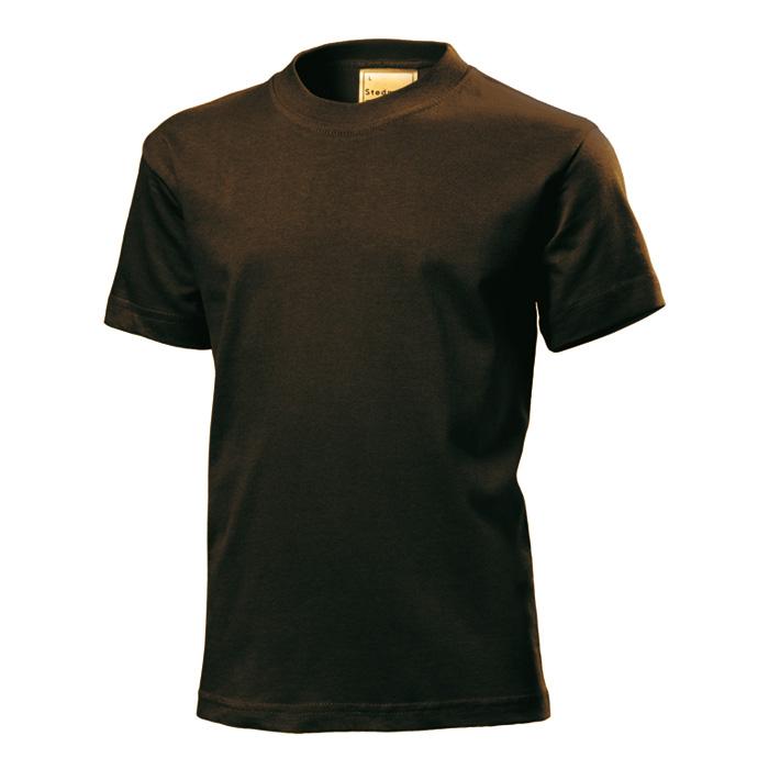Junior tričko Stedman 185 hnědé