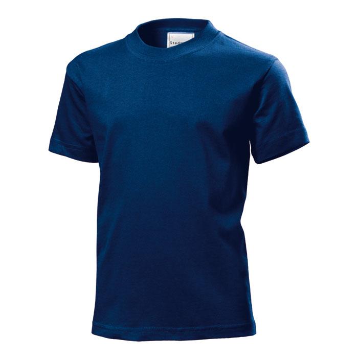 Junior tričko Stedman 185 tmavě modré