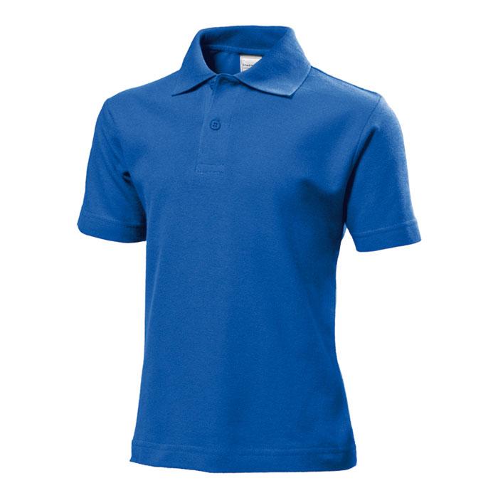 Junior polo Stedman 170 modré