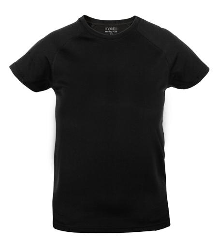 Tecnic Plus K černé tričko, pracovní oděv pro děti