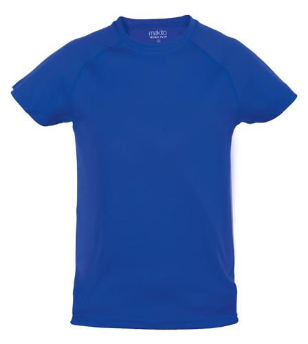 Tecnic Plus K modré tričko, pracovní oděv pro děti s potiskem