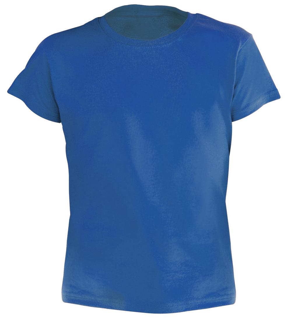 Hecom modré dětské tričko