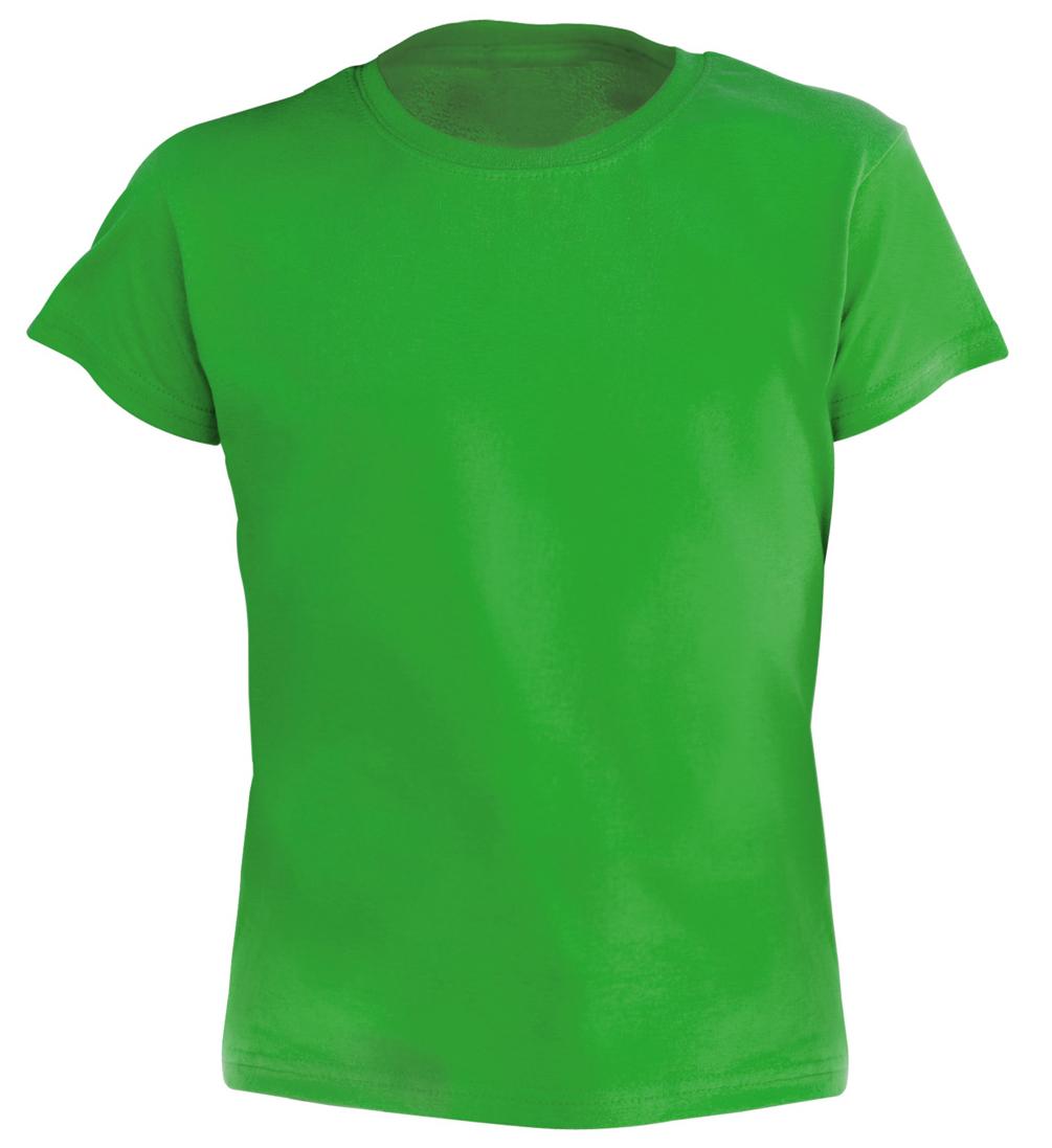 Hecom zelené dětské tričko