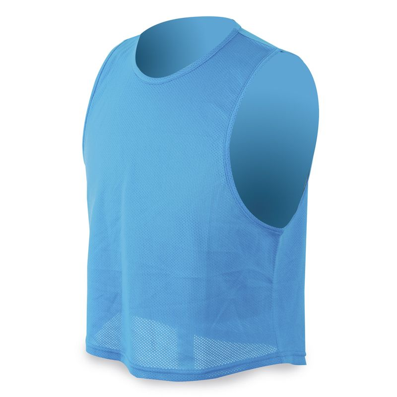 Dětský rozlišovací dres světle modrý