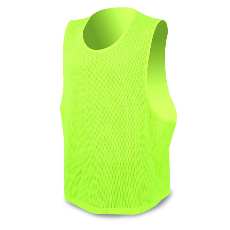 Dětský rozlišovací dres žlutý s potiskem
