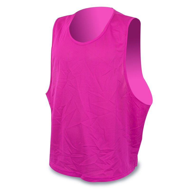 Dětský rozlišovací dres růžový