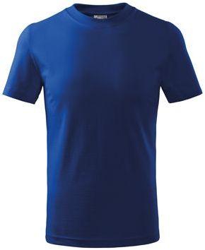 SMALLER dětské tričko, 160 g/m2, ADLER, modrá