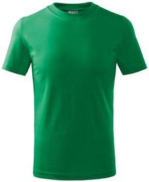 SMALLER dětské tričko, 160 g/m2, ADLER, zelená