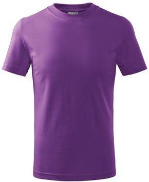 SMALLER dětské tričko, 160 g/m2, ADLER, fialová