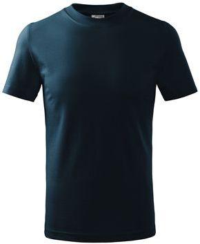 SMALLER dětské tričko, 160 g/m2, ADLER, tmavě modrá