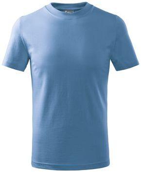 SMALLER dětské tričko, 160 g/m2, ADLER, světle modrá