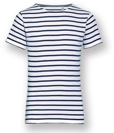 MARINA KIDS dětské tričko, 150 g/m2, SOLS, tmavě modrá