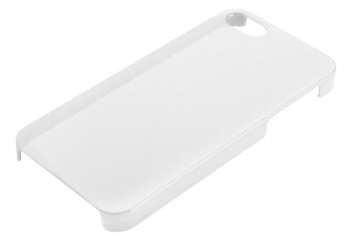 High Five iPhone 5 pouzdro bílé s potiskem
