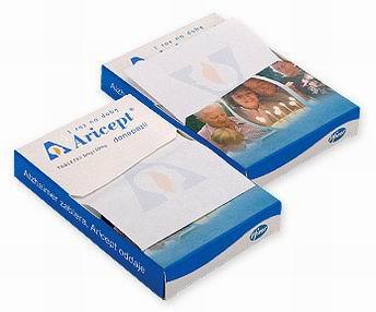 Samolepicí Z-bloček v krabičce - 100 lístků