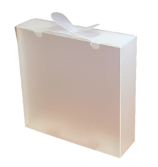 Plastová krabička s potiskem