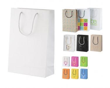 CreaShop M střední papírová nákupní taška na zakázku