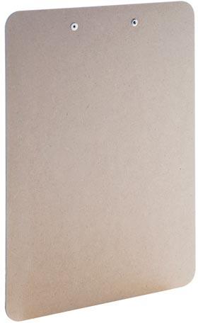 Woopy zakázková výroba podložek A4 s klipem