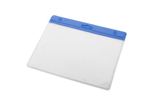Alter modrá identifikační visačka