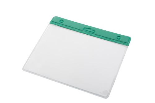 Alter zelená identifikační visačka