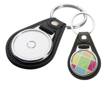Clap přívěsek na klíče s potiskem