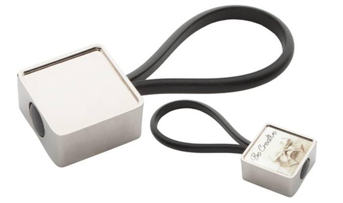 Blocky klíčenka s potiskem