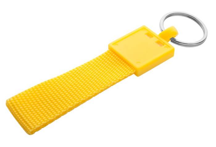 Quick žlutá klíčenka