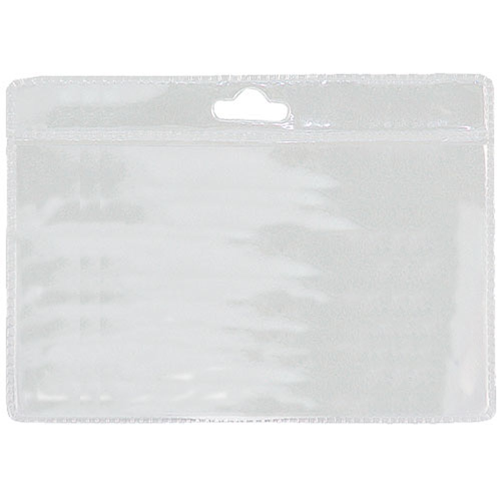 Obal na identifikační kartu transparentní