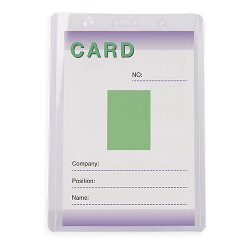 Identifikační karta na klíčenku