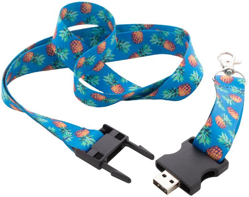 Subyard USB lanyard se sublimací