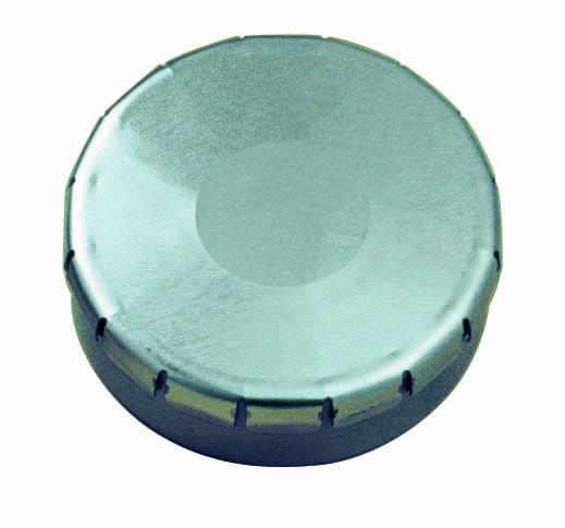 Clik Clak 45 mm stříbrný