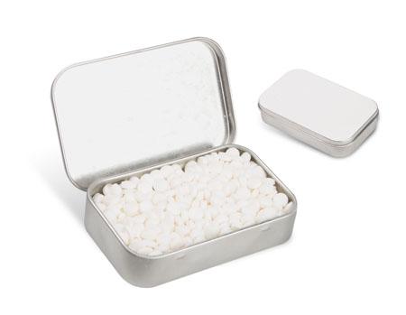 Krabička s mentolovými bonbóny (cca 400 ks)