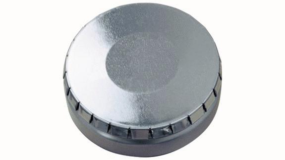 Clik clak základní bílá 76mm