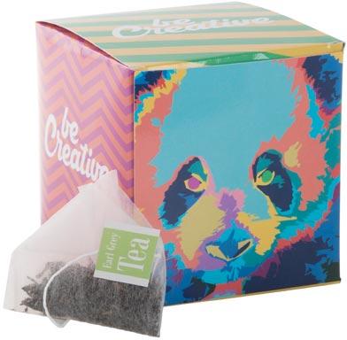CreaTea Box pyramidový sáček čaje