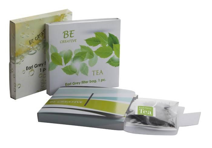 CreaTea Slim pyramidový sáček čaje