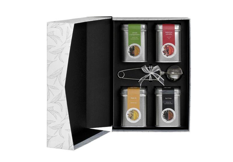 Exclusive aroma - dárkové balení s potiskem
