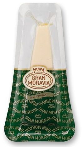 GRAN FORMAGGIO tvrdý 30% kalibrovaný sýr, 100 g s potiskem